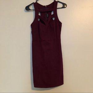 Solemio Bodycon Dress